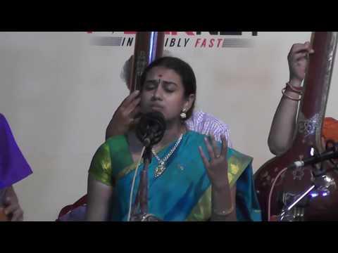 Aishwarya & Saundarya Shrinivasan l Carnatic Music Concert l Bharat Sangeet Utsav 2017