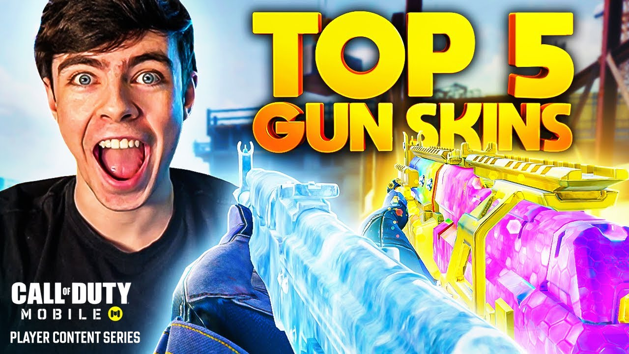 Ferg's Favorite Gun Skins | Call of Duty®: Mobile Player Content Series