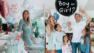 GENDER REVEAL PARTY 💙 💖 BOY OR GIRL | Emotionaler VLOG | Mamiseelen