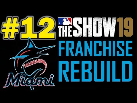 THIS NEEDS TO BE FIXED! MIAMI MARLINS FRANCHISE REBUILD EPISODE 12 | MLB 19 THE SHOW