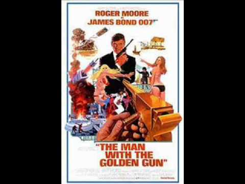 The Man With The Golden Gun Soundtrack - Hold Your Piece