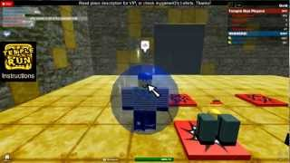 rhys plays temple run on roblox