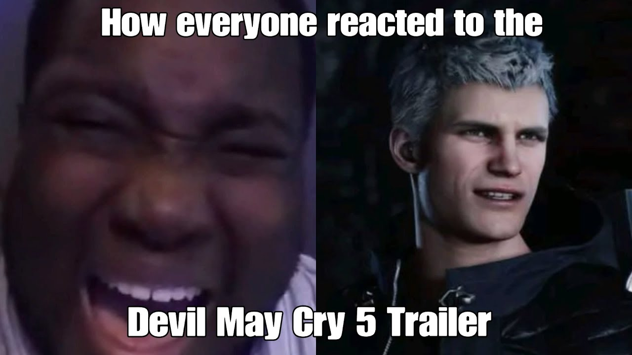 Devil May Cry Memes Dmcmemes Twitter