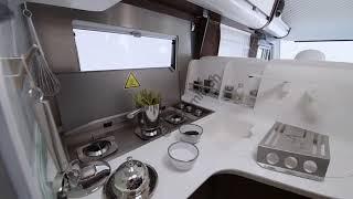 Mobilvetta K-Yacht 89 Tekno Design 2018 von www.beromio.ch