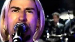 NIckleback - Burn It To The Ground ( Official Music Video )