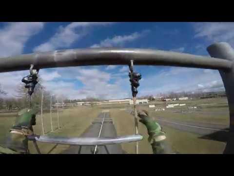 Překážková dráha NATO 3MR 【HD】