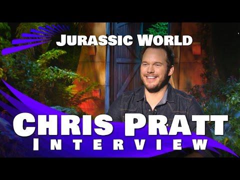 Chris Pratt Interview: Jurassic World