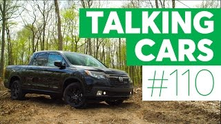 Talking Cars with Consumer Reports #110: 2017 Top Picks