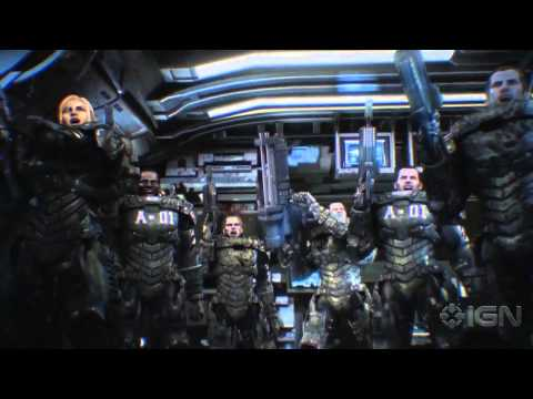Exclusive Starship Troopers Invasion Trailer HD