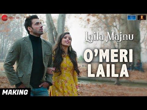 O Meri Laila - Making | Laila Majnu | Atif Aslam & Jyotica Tangri | Avinash Tiwary & Tripti Dimri