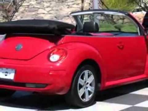 2006 Volkswagen New Beetle Convertible 2dr 2.5L Auto Convertible - Phoenix, AZ