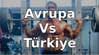 Video Vücut geliştirmede Avrupa ve Türkiye | Farklar nedir ? TARKAN KOC download MP3, 3GP, MP4, WEBM, AVI, FLV Februari 2018
