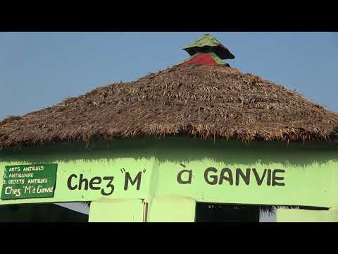 Craft Center Stop at Ganvie Stilt Village in Benin - Roots Tour Nov 2017