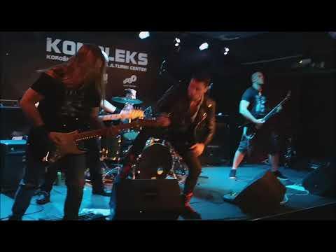 SKY EYE @ Metal Strikes Back - 23.11.2018 HD