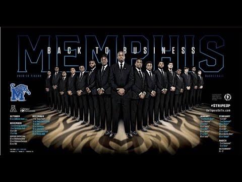 Memphis Tigers Intro (2018-19)