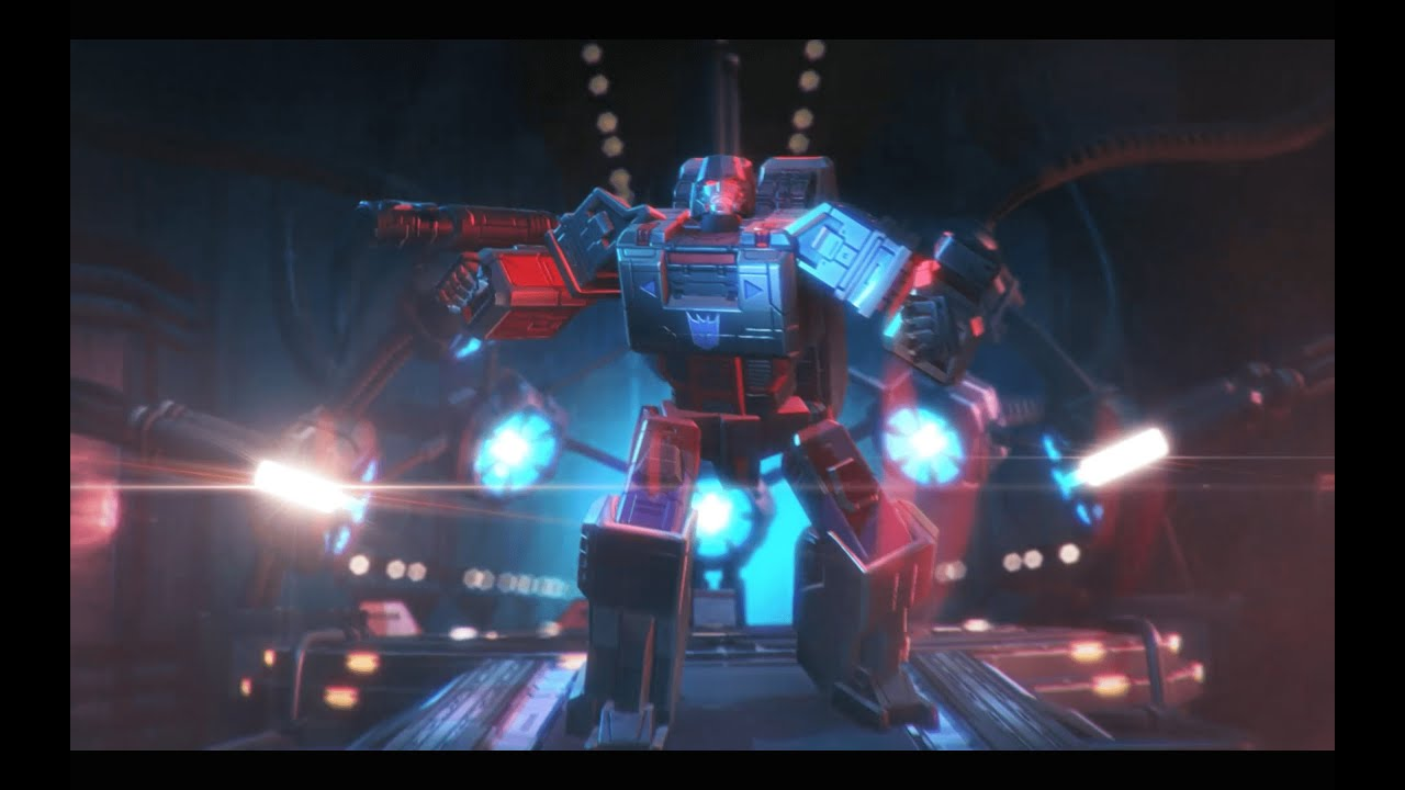 Megatron - Transformers: Earth Wars - YouTube