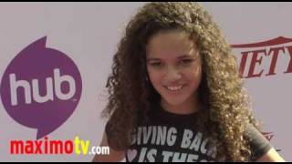 MADISON PETTIS at 4th Annual Power of Youth Event