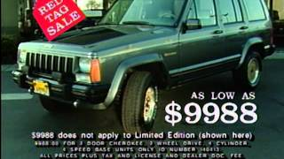 Rancho Jeep Eagle - Red Tag Sale
