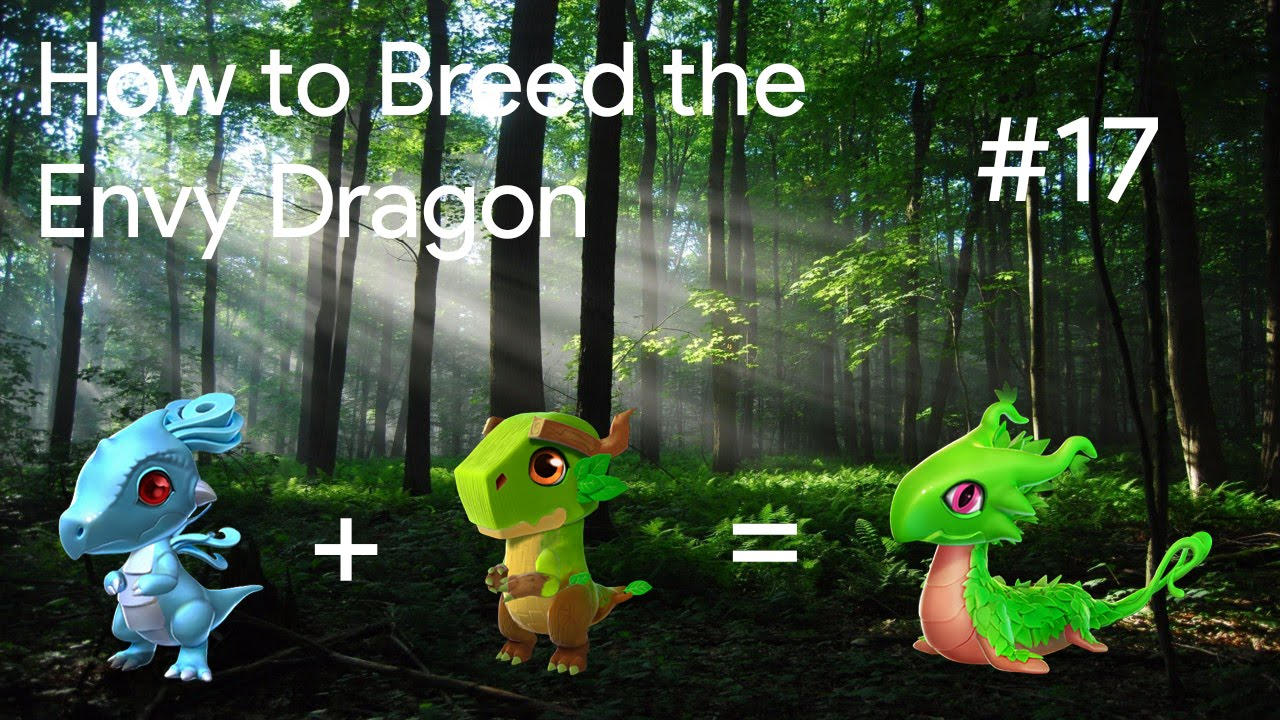 How to Breed The Envy Dragon (DOTW) | DML Breeding Guide #17