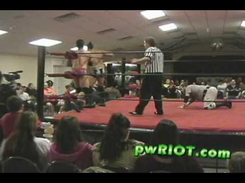 ProWrestlingRIOT.com Presents: Strong vs Stevens vs Beez