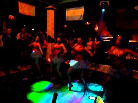 Milla Tenorio- Cabaret Show Dubai