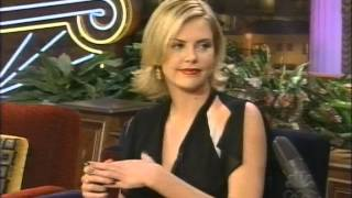 "Charlize Theron ""Liquored Up""   interview  Feb. 14, 2001"