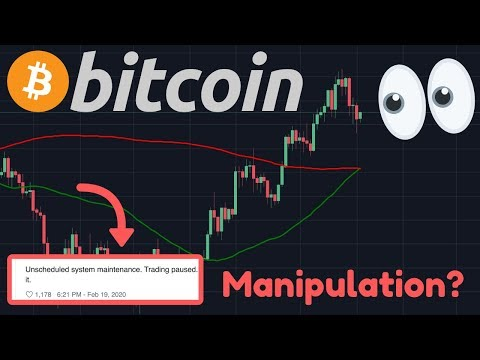 BITCOIN NEWS: Bitcoin Price FALLING Due To Manipulation? | Coinbase & Binance Down THEN DUMP!