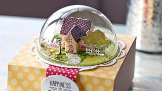 Papertrey Ink New Product Intro: Petite Places Home & Garden