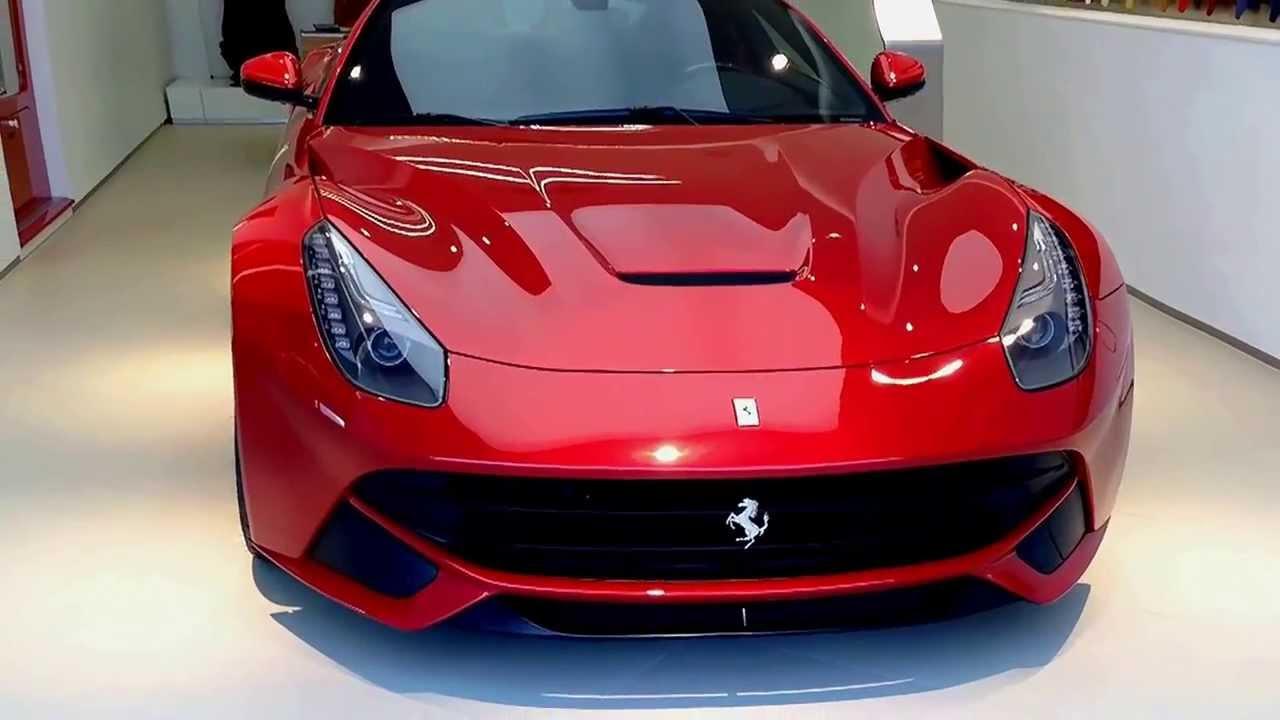 Ferrari F12 Price >> Ferrari F12 Berlinetta - YouTube