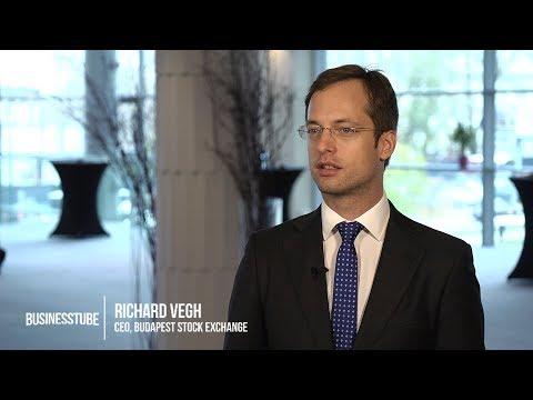 Businesstube: Richard Vegh, Budapest Stock Exchange