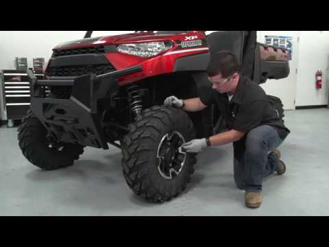 RANGER XP® 1000 Maintenance | Polaris Off-Road Vehicles