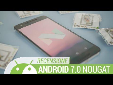 Android 7.0 Nougat ITA le novità da TuttoAndroid