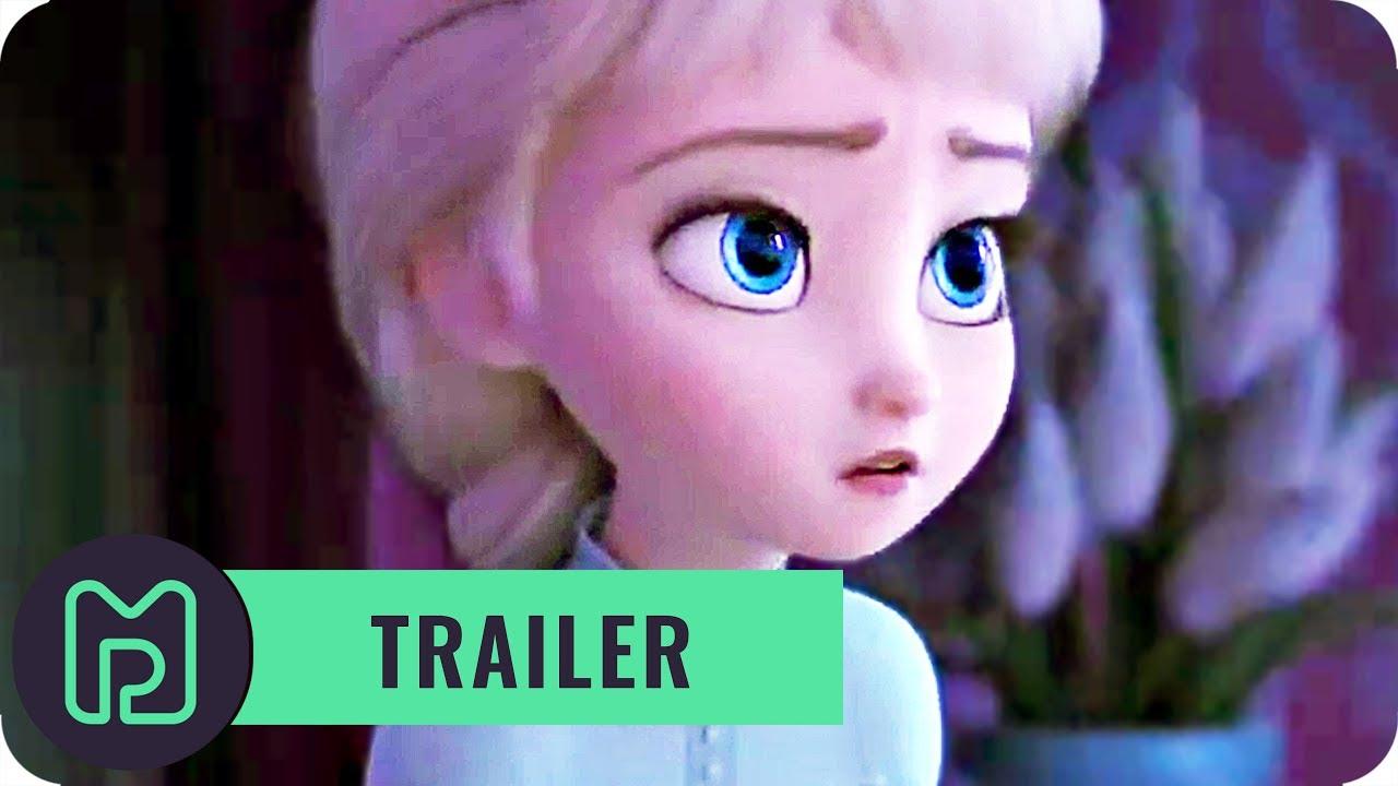 Frozen 2 Trailer Deutsch