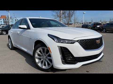 The $40,000 2020 Cadillac CT5 Luxury Review and Test Drive