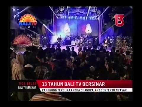 Lolot Bali Rocker - Live at Art Centre (13thn Bali Tv)