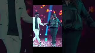 Wo Rang Bhi Kya Rang Hai Jo Milta Na Tere Hot Se || RemoD'Suza And Lizell Romantic♥️Dance  Together