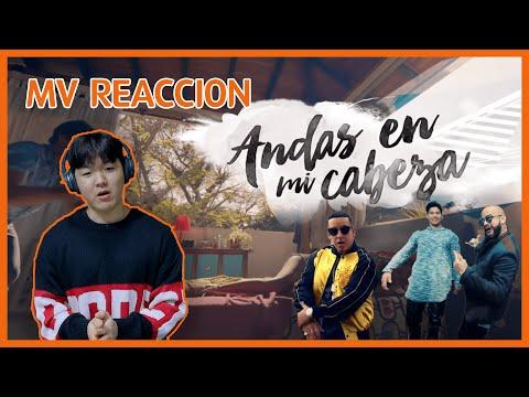 MV REACCION! Chino y Nacho – Andas En Mi Cabeza ft. Daddy Yankee (Reaccion del Coreano)