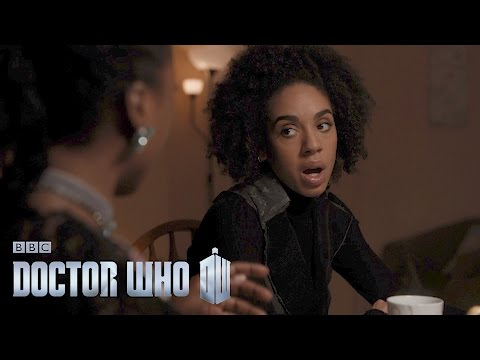 Doctor Who: Ruining Bill's first date  - Extremis - Series 10 Episode 6   BBC One