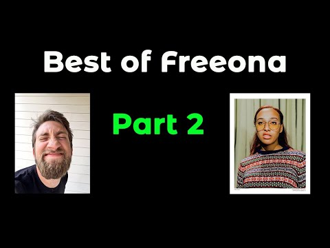 Best Of FREEONA Part 2 | Achievement Hunter Funny Moments