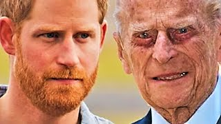 DID PRINCE PHILIP SAY GOODBYE TO HARRY MONTHS AGO? INTUITIVE NEWS TAROT