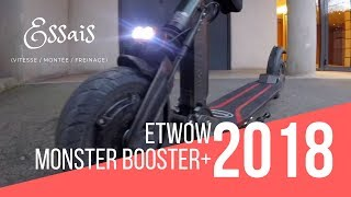 E-twow Monster Booster+ Kit Sport (Awsome Eectric Scooter / Electrott)