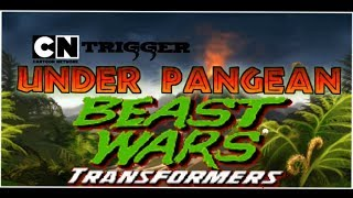 Transformers Under Pangean Beast Wars: Fanart and Voice acting
