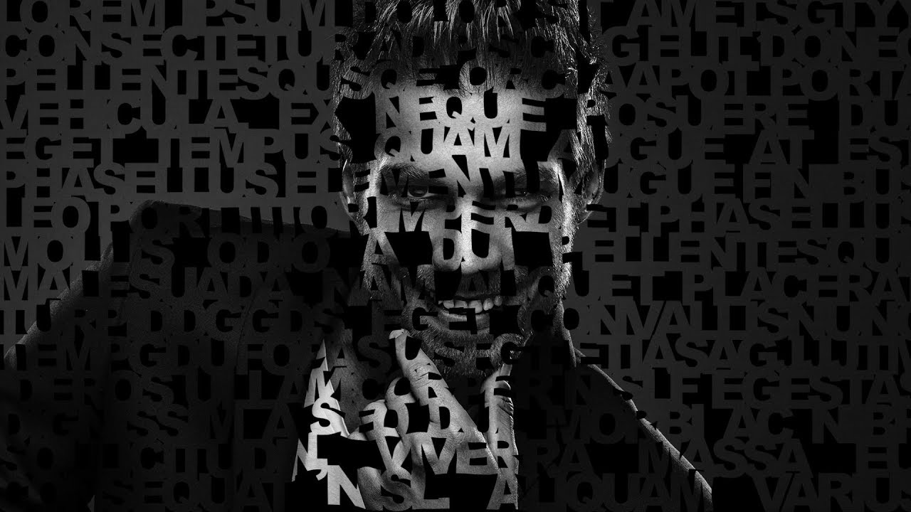 Typography Effect Photoshop Action - 1