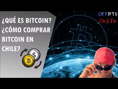 ¿Qué es bitcoin? ¿Cómo comprar bitcoin en Chile?