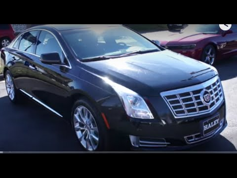 2015 Cadillac XTS Walkaround, Start up, Tour and Overview