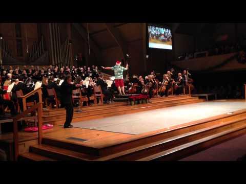 "Head Island Symphony Orchestra performs ""Mele Kalikimaka"""