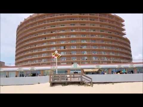 Grand Hotel Ocean City Md Youtube