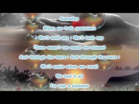 David Foster - Just For A Moment (Lyrics)