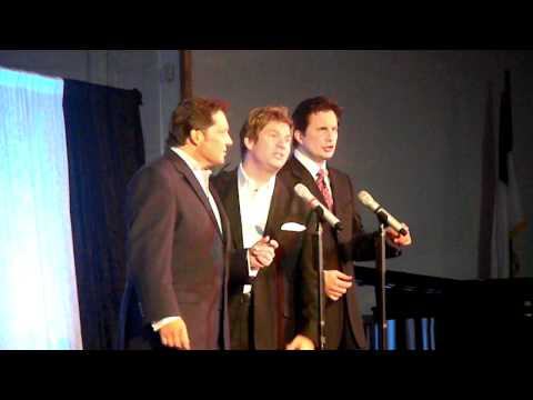 Booth Brothers - Jim Brady's Gospel Mills Version & Feelin' Fine