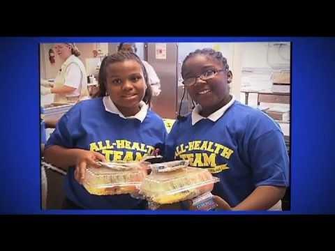 All-Health Team - Healthy Me Health Club at Burnside Elementary School